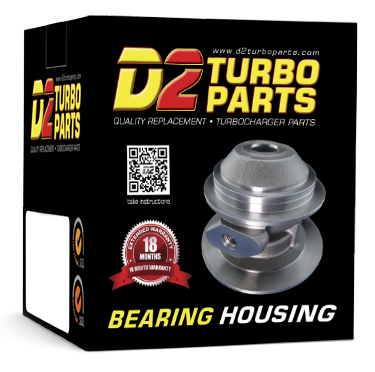 BH-D2TP-0153 Bearing Housing  | Kuciste | 753420-0002, 753420-0003, 753420-0004, 753420-0005, 740821