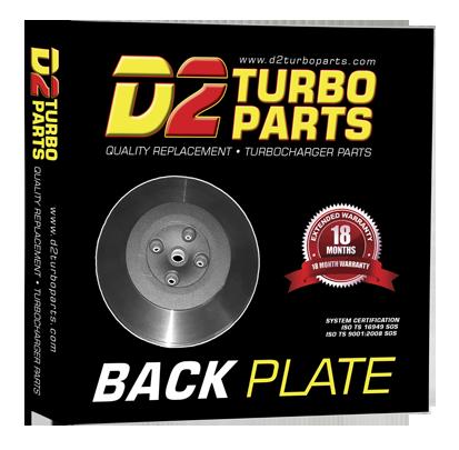 BP-D2TP-0102 Back Plate | Ploca | 452213-0001, 454155-0002, 701072-0001,  701164-0002, 702404-0002,