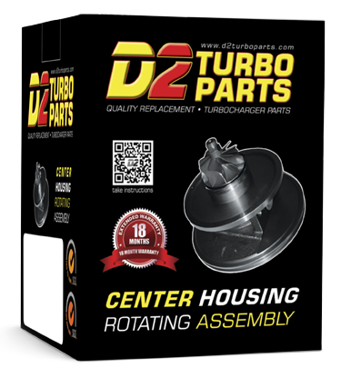 CHRA-D2TP-0215  713673-1 | Turbo Cartridge | Core | AUDI, FORD, SEAT, VOLksWAGEN | 713673-2, 713673-