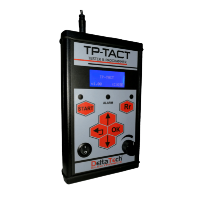 TP-TACT Tester & Programmer TP-TACT Tester & Programmer