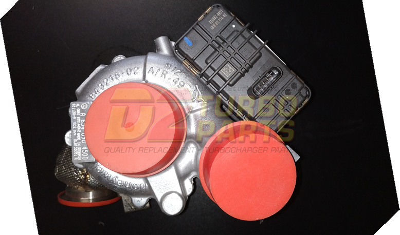 831120-0009 831120-0009 Turbo Mercedes | Turbocharger Mercedes-Benz E-Klasse | Turbina Mercedes-Benz