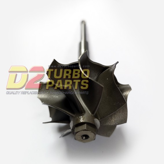 CHRA-D2TP-0001 452055 | Turbo Cartridge | Core | LAND ROVER - 2.5 TDI 109 ks |