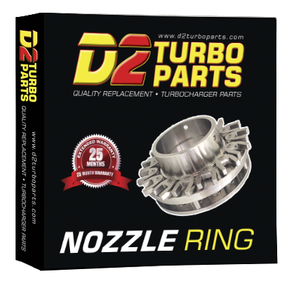 NR-D2TP-0150 Nozzle Ring | Geometry | Variable | 3591880