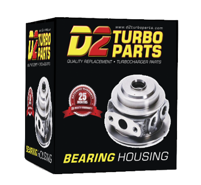 BH-D2TP-0181 Bearing Housing | 743115-0001, 743115-0003