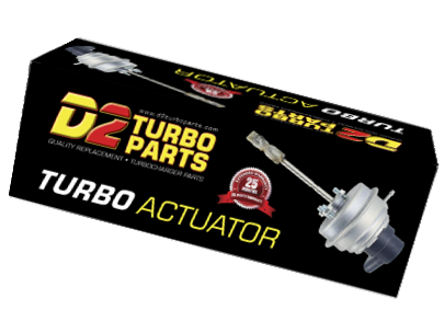 TA-D2TP-0547 Turbo Actuator | Vacuum | Vakum | GM8