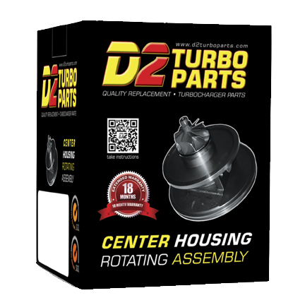 CHRA-D2TP-0711 5316-970-6715 | Turbo Cartridge | Core | CHRA |
