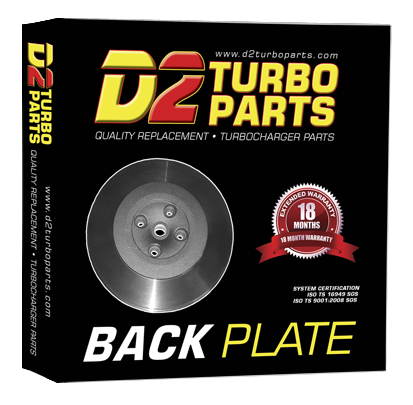 BP-D2TP-0319 Back Plate | VIED